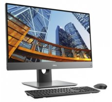 Dell Komputer Optiplex 7760AIO W10Pro i5-8500/8GB/256GB/Intel UHD 630/27.0 FHD/Adj Stand/WLAN + BT/KB216/MS116/vPro/3Y NBD
