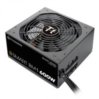 Thermaltake Zasilacz Smart BM1 600W Modular (80+ Bronze, Single Rail)