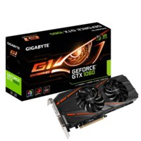 Gigabyte GeForce GTX 1060 G1 GAMING 3G GDDR5 192BIT DV/HD