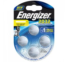 Energizer Bateria Ultimate Lithium CR2032 4 szt.