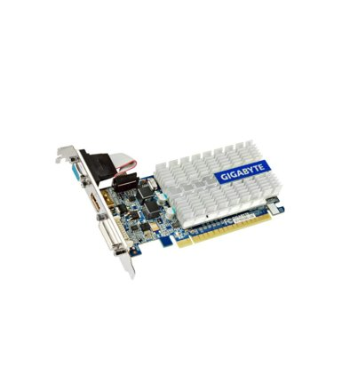 Gigabyte GeForce GF 210 1GB DDR3 PCI-E 64BIT DVI/HD/-SUB BOX