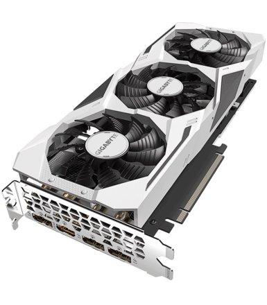 Gigabyte Karta graficzna GeForce RTX 2070 SUPER GAMING OC WHITE 8GB 256bit