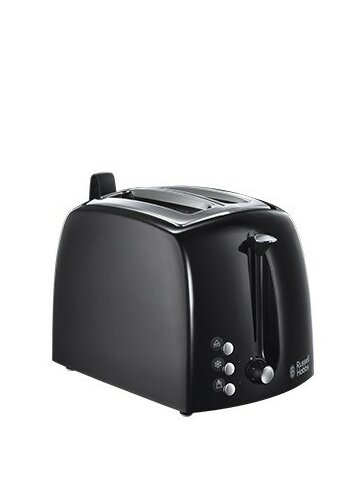 Russell Hobbs Toster Textures black  22601-56