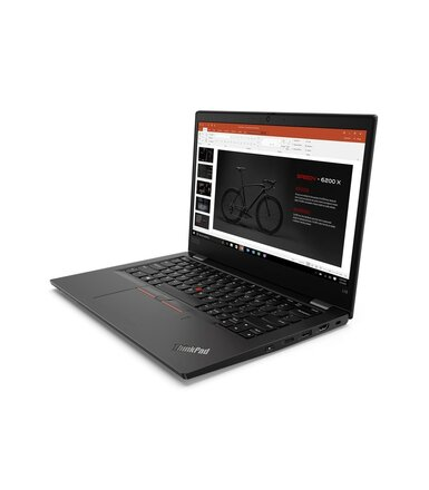 Lenovo Laptop ThinkPad L13 20R30003PB W10Pro i3-10110U/8GB/256GB/INT/13.3 FHD/Black/1YR CI