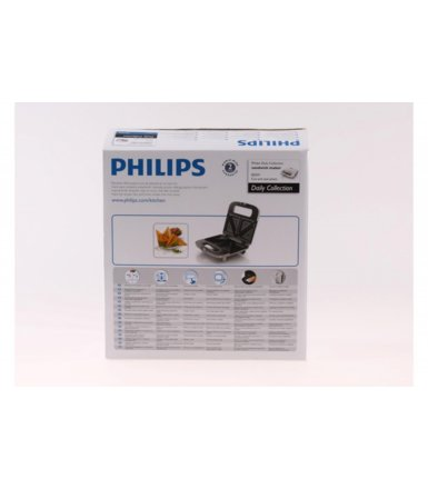 Philips Opiekacz do kanapek                HD2392/00