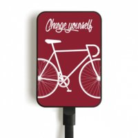 SMARTOOOLS Powerbank MC5 Bike-Red, 5000mAh, 2.1A/ 5V