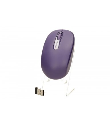 Microsoft Wireless Mobile Mouse 1850 Pantone Blue U7Z-00043