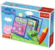 Gra Magic Pen - Świnka Peppa
