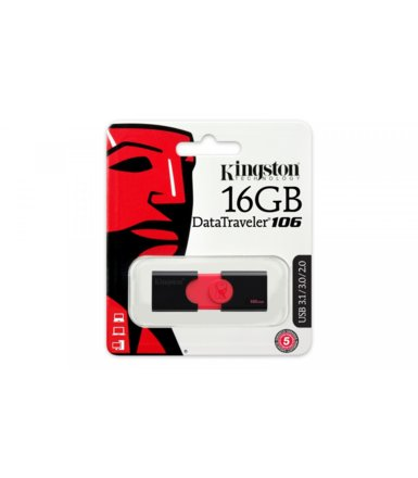 Kingston Pendrive Data Traveler 106  16GB