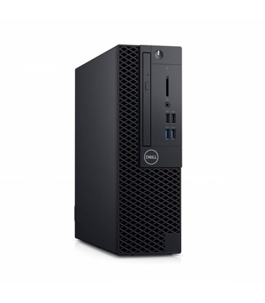 Dell Komputer Optiplex 3070 SFF W10Pro i3-9100/8GB/1TB/Intel UHD 630/DVD RW/KB216 & MS116/3Y BWOS