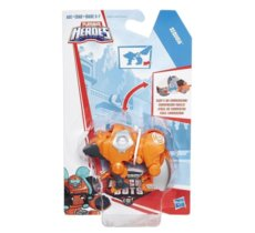 Hasbro TRANSFORMERS RESCUE BOTS Zwierzaki do transformacji, Sequoia
