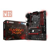 MSI Z270 GAMING PLUS s1151 4DDR4 HDMI/DP/M.2 ATX
