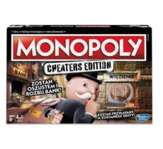 Gra Monopoly Cheaters Edition
