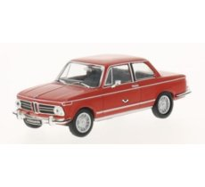 BMW 2002 ti 1968 (red)
