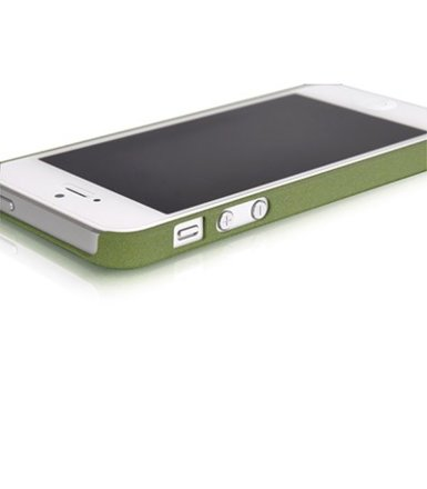 Thermaltake LUXA2 etui Sandstone iPhone 5 purpurowe