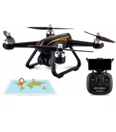 OVERMAX Dron X-BEE 9.0 GPS FULL HD WiFi FPV
