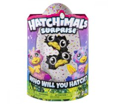 Jajko HATCHIMALS Surprise Żyrafiak