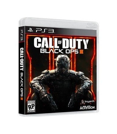 Activision Call of Duty BLACK OPS III PS3