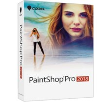 Corel PaintShop Pro 2018 ML Box PSP2018MLMB