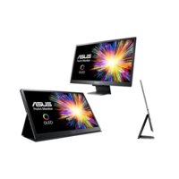 Asus Monitor 21.5 PQ22UC 3840x2160 OLED 99% DCI-P3 0.1ms 1.07Bilion Color HDR-10 USB-C MicroHdmi