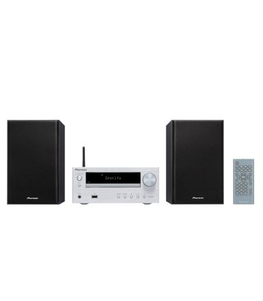 Pioneer X-HM36D S micro CD,USB,MP3,BT,WIFI