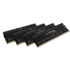 HyperX DDR4 Predator 32 GB/3200(4*8GB) CL16 Black