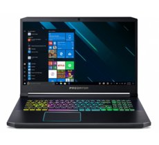 Acer Notebook Helios 300 NH.Q5QEP.003 WIN10Home i7-9750H/8GB+8GB/512GB/RTX2060 6GB/17.3 FHD