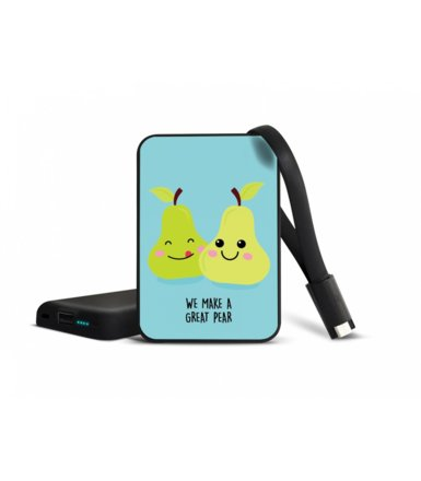 SMARTOOOLS Smartoools Powerbank MC3 Pears