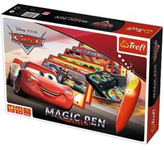 Gra Magic Pen - Auta