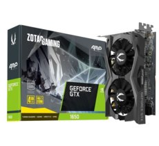 ZOTAC Karta graficzna GeForce GTX 1650 AMP CORE  GDDR6 128bit HD/DP/DVI