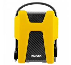 Adata Dysk twardy Durable HD680 1TB USB3.1 Yellow