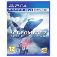 Cenega Gra PS4 Ace Combat 7 Skies unknown