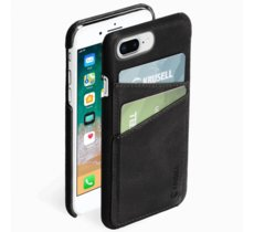 Krusell Etui Apple iPhone 6/7/8 Sunne 2 Card Cover Czarny