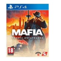Cenega Gra PS4 Mafia I Definitive Edition