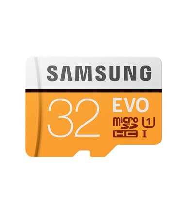 Samsung MB-MP32GA/EU EVO mSD +Adapter