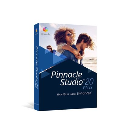 Corel Pinnacle Studio 20 Plus PL/ML Box   PNST20PLMLEU