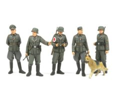 German Field Police set