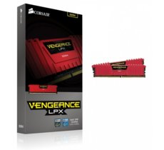 Corsair DDR4 Vengeance LPX 8GB/3200 (2*4GB) RED CL16-18-18-36