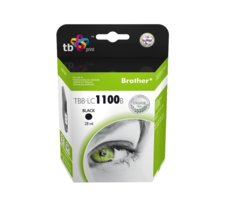 TB Print Tusz do Brother LC980/1100 TBB-LC1100B BK 100% nowy