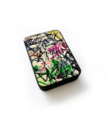 SMARTOOOLS Powerbank MC5 Graffiti, 5000mAh, 2.1A/ 5V