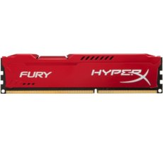 HyperX DDR3 Fury  8GB/ 1866 CL10 RED
