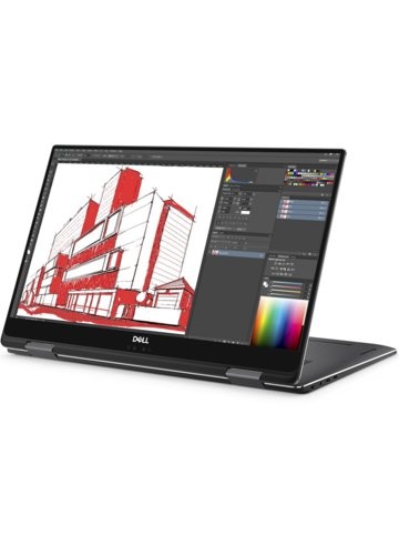 Dell Laptop Precision M5530 2in1 Win10Pro i5-8305G/256GB SSD/8GB/WX Vega/15,6 FHD/vPro/3Y NBD