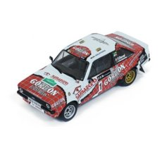 Ford Escort RS MKII Gordon #1 F. Duval/A. Bourdeaud hui Boucles de Spa 2014