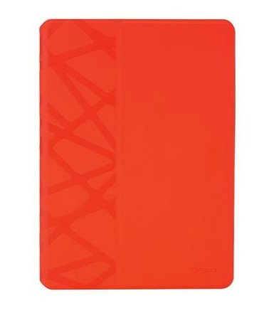 Targus EverVu iPad Air 3, 2, 1 Tablet Case Red