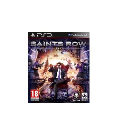 Cenega Saints Row IV PS3 ENG