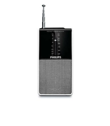 Philips AE1530 radio