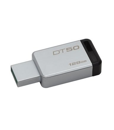 Kingston Data Traveler 50 128GB USB 3.0 Metal/Czarny