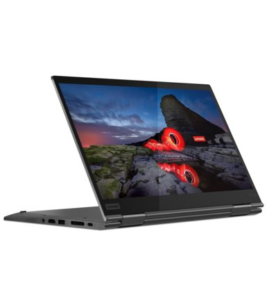 Lenovo Ultrabook ThinkPad X1 Yoga G5 20UB002PPB W10Pro i7-10510U/16GB/512GB/INT/LTE/14.0 UHD/Touch/Gray/3YRS OS