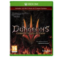 KOCH Gra Xone Dungeons 3 Complete Collection