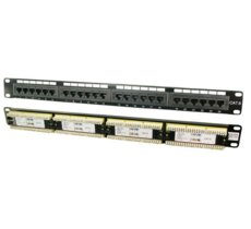 LogiLink Patch panel CAT6 24-porty